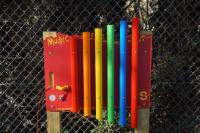 Playgroup Equipment - Chimes