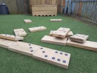 Playgroup Equipment - Dominoes
