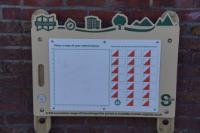 Playgroup Equipment - Orienteering Board