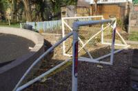 Playgroup Equipment - Small Goal Posts