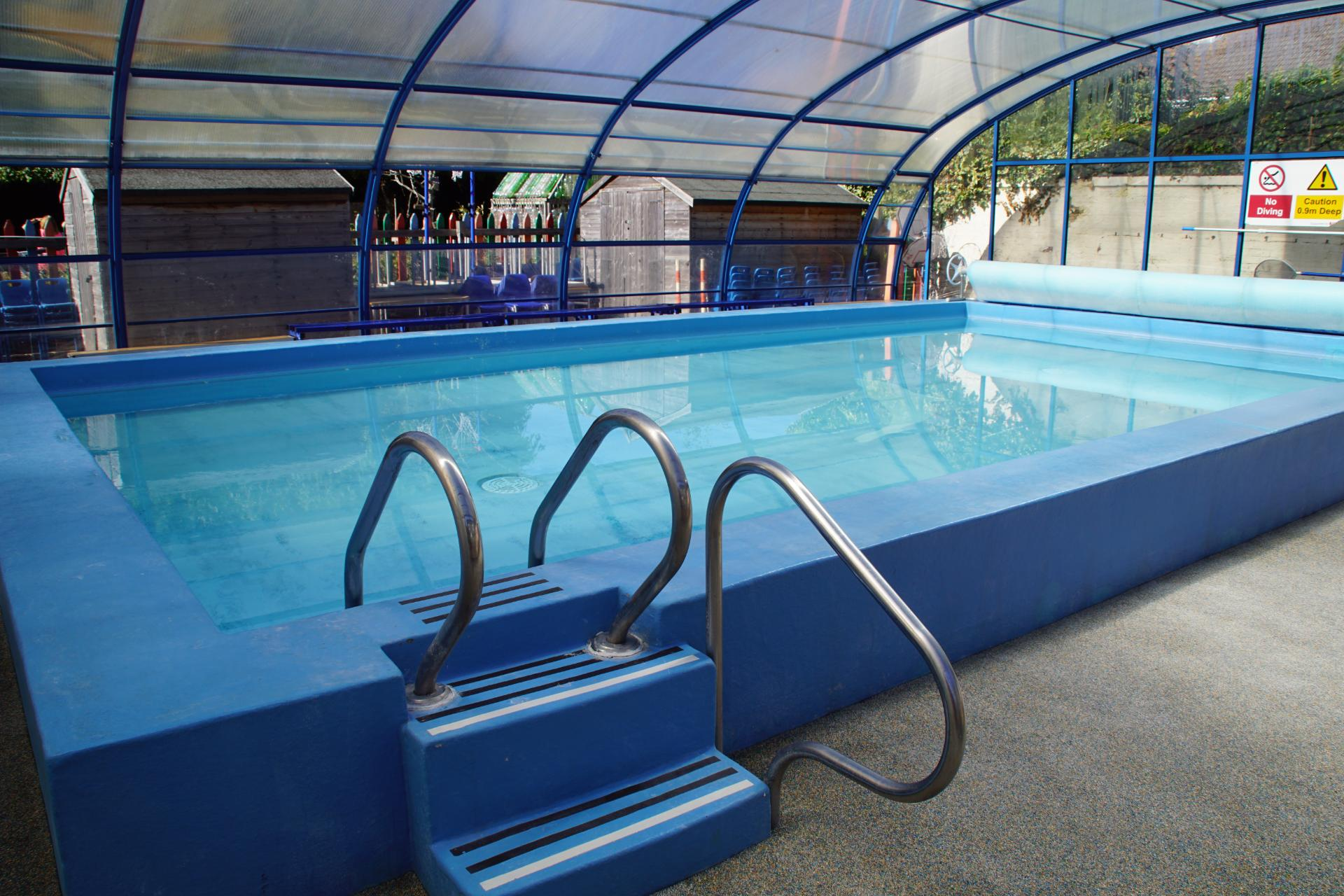 Elm Grove Primary - Swimming Pool Inside