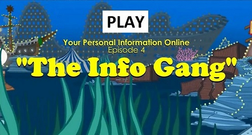 Hector's World - Episode 4 - Your Personal Information Online - The Info Gang